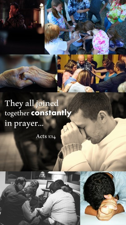 Ask for prayer