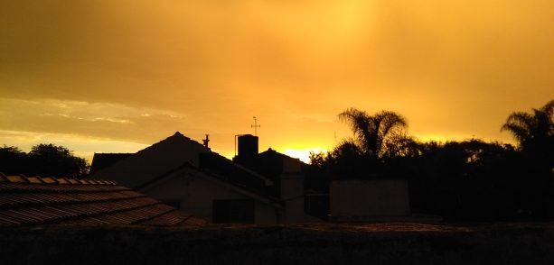 Rooftops of Martinez