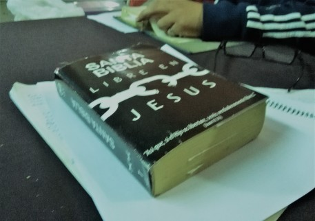 Prison Bible