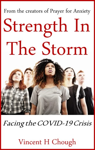 Strength in the Storm - Covid-19 book cover image