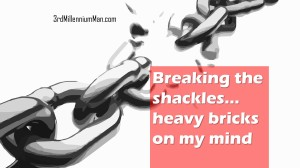 title text with image of chain breaking